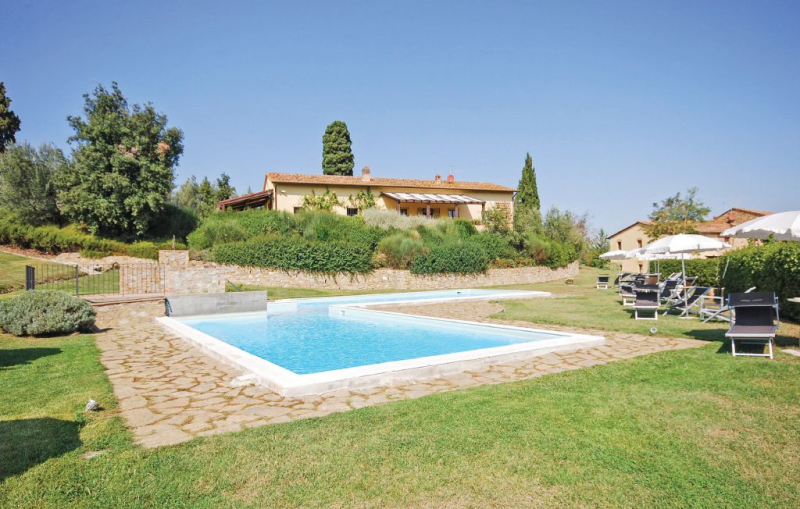 Maddalena  podere moricci 1169523,Apartamento en Montaione Fi, en Toscana, Italia  con piscina privada para 3 personas...