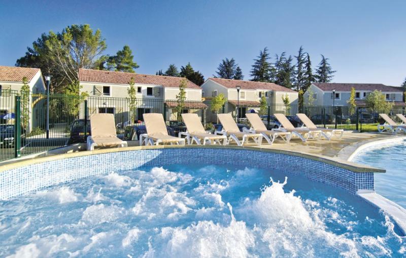 1170094,Apartamento  con piscina privada en Vallon Pont D'arc, Ardèche, Francia para 6 personas...