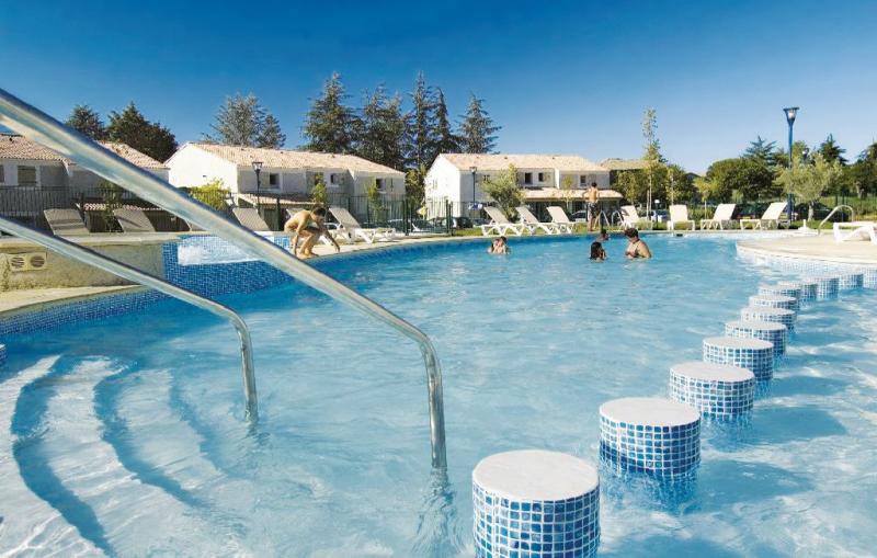 1170096,Apartamento  con piscina privada en Vallon Pont D'arc, Ardèche, Francia para 6 personas...