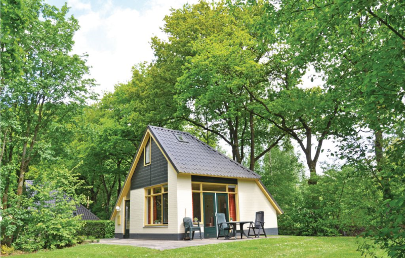 Gerner 4 pers bungalow 1170632,Holiday house  with communal pool in Dalfsen, Overijssel, Netherlands for 4 persons...