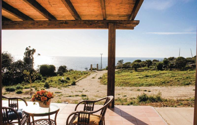 Villa del golfo 2 1170671,Casa en S.vito Lo Capo Tp, Sicily, Italia para 8 personas...
