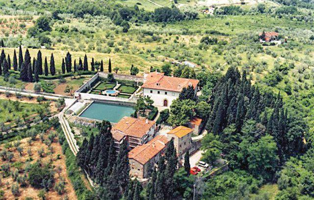 Villamagna 3 1170683,Apartamento  con piscina privada en Bagno A Ripoli Fi, en Toscana, Italia para 6 personas...