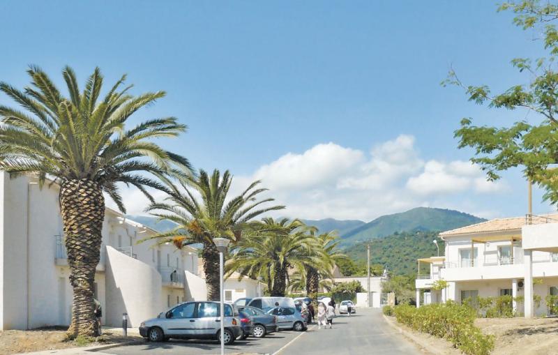 1170936,Apartamento  con piscina privada en Poggio Mezzana, Corsica, Francia para 6 personas...