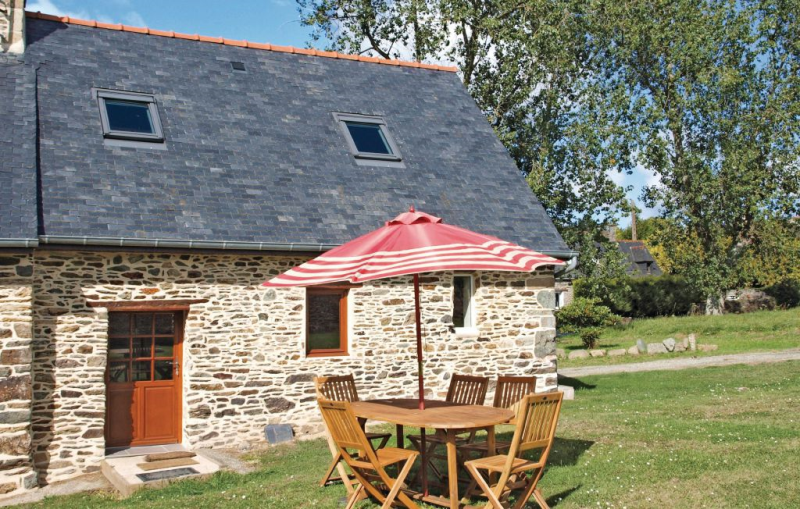 1171700, Holiday house  with communal pool in Minihy Treguier, Brittany, France for 5 persons...