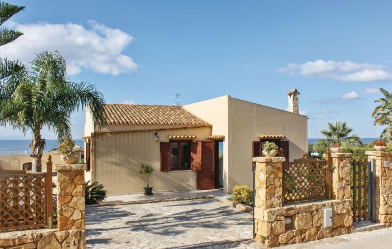 Villa sicilia 1172099,Casa en Custonaci-Cornino Tp, Sicily, Italia para 4 personas...