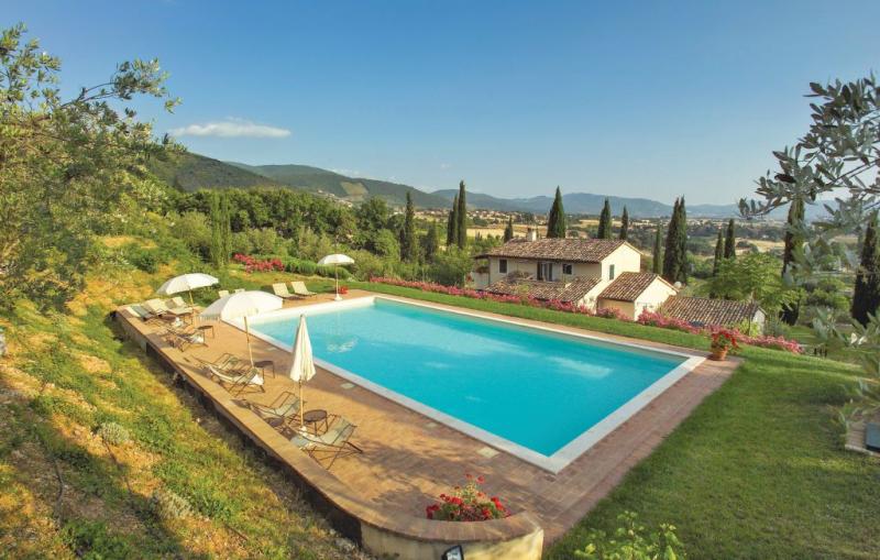 Fonti del clitunno 1172171,Apartamento en Campello Sul C. Pg, Umbria, Italia  con piscina privada para 4 personas...