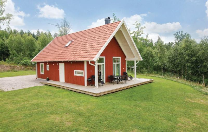 1172299,Casa en Holmsjö, Blekinge, Suecia para 6 personas...