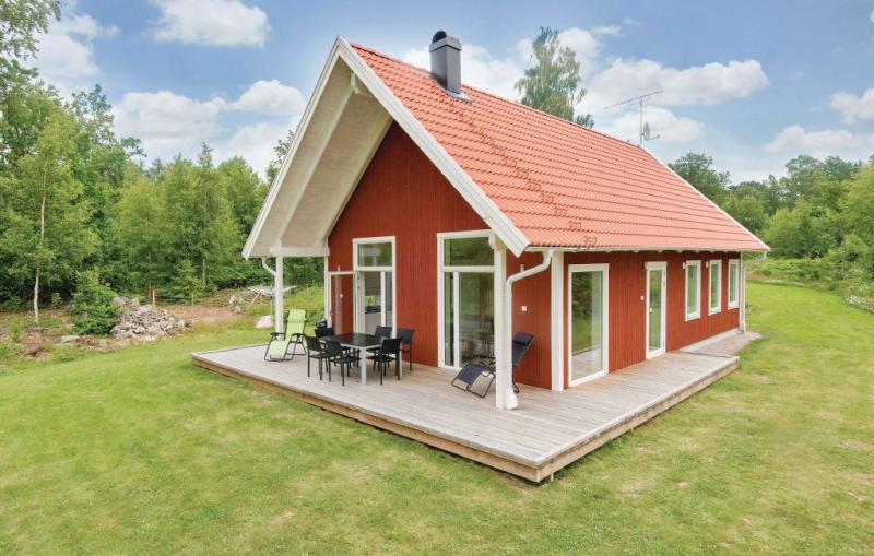 1172301,Casa en Holmsjö, Blekinge, Suecia para 6 personas...