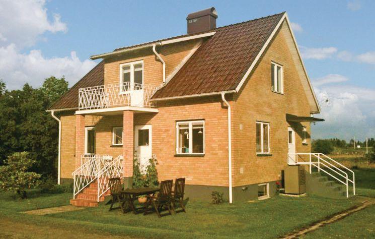 1172408,Casa en Kalv, Väster Götland-Göteborg, Suecia para 6 personas...