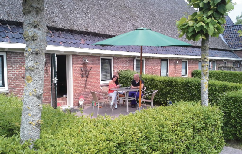 1172618, Apartment in Paesens, Friesland, Netherlands for 4 persons...