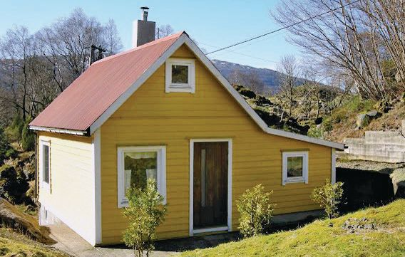 1173059,Casa en Flatråker, Hordaland, Noruega para 4 personas...
