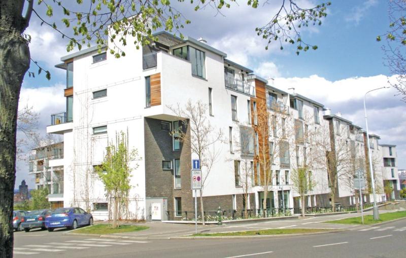 1173442,Apartamento  con piscina comunitaria en Praha 2-Vinohrady, Prague and vicinity, Chequia para 4 personas...