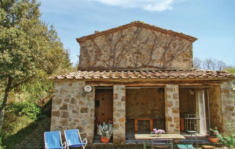 Poggialino 1173476,Maison  avec piscine communale à La Leccia (Pi), en Toscane, Italie pour 4 personnes...