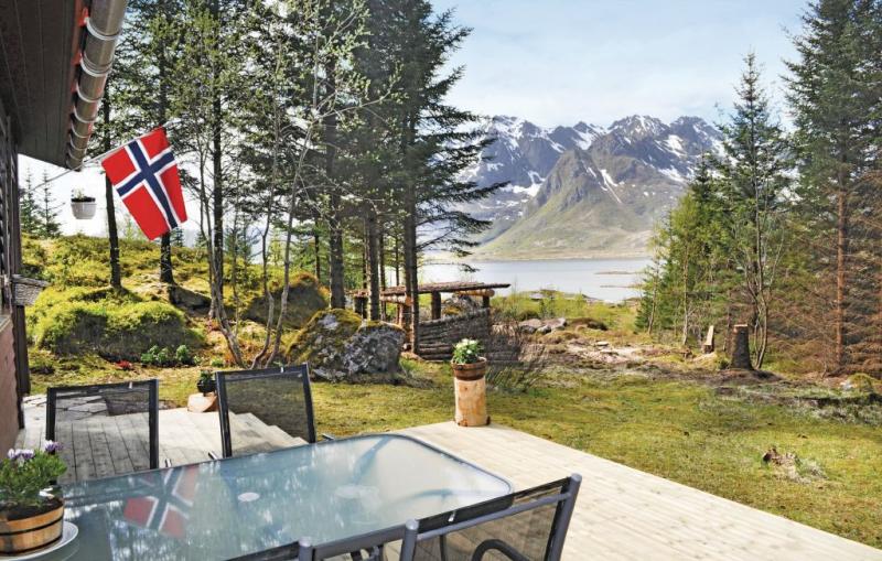 1173501,Casa en Leknes, North Norway, Noruega para 9 personas...