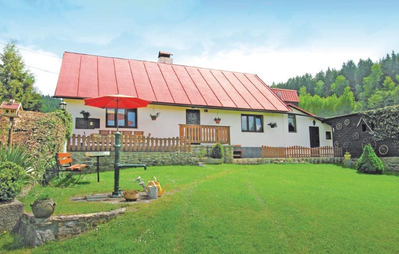1174069,Casa en Dlouha Ves, Jihoceský kraj, Chequia  con piscina comunitaria para 10 personas...