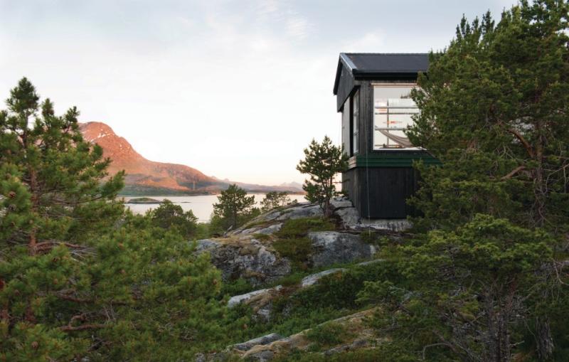 1174627,Casa en Ballangen, North Norway, Noruega para 6 personas...