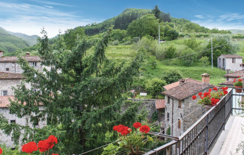 1175353, Apartment in Gioviano -Lu-, in Tuscany, Italy for 2 persons...