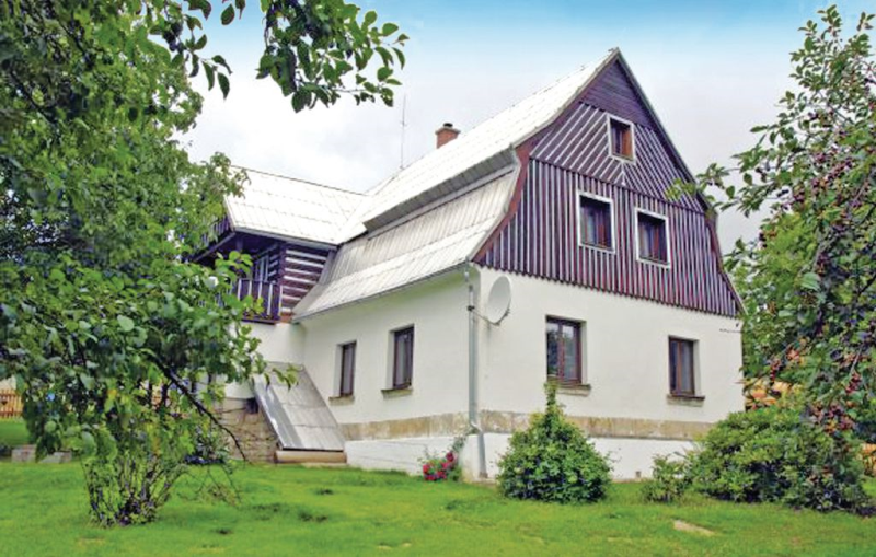 1175888,Casa en Drzkov, Královéhradecký kraj, Chequia  con piscina comunitaria para 8 personas...