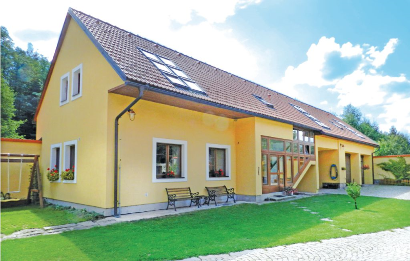 1175889,Apartamento en Strmilov, Jihoceský kraj, Chequia para 7 personas...