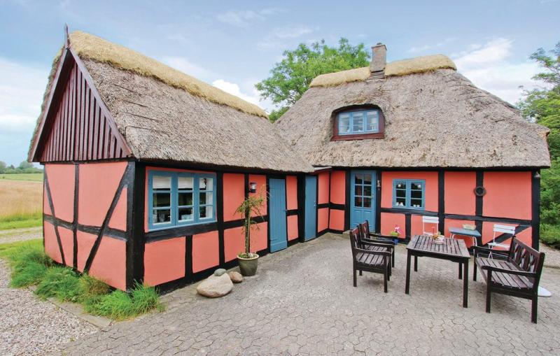 Frivagten 1176278,Casa en Rudkøbing, Funen, Dinamarca para 4 personas...