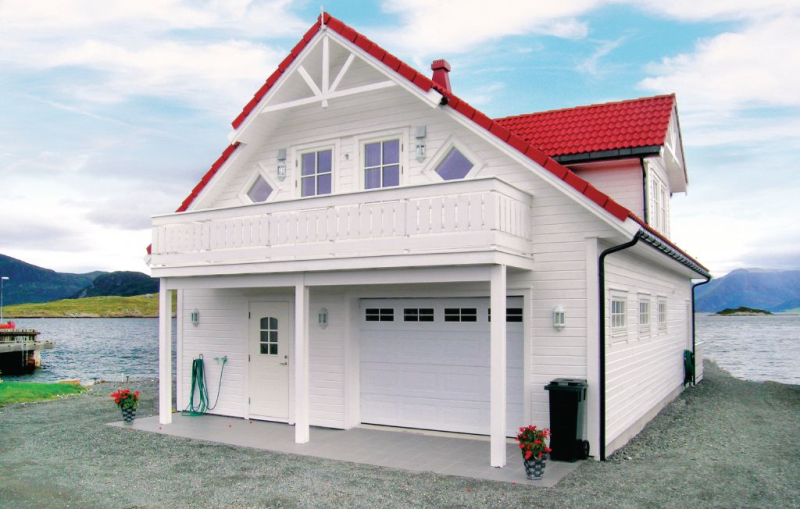 1176447,Casa en Sandshamn, Møre-Romsdal, Noruega para 8 personas...