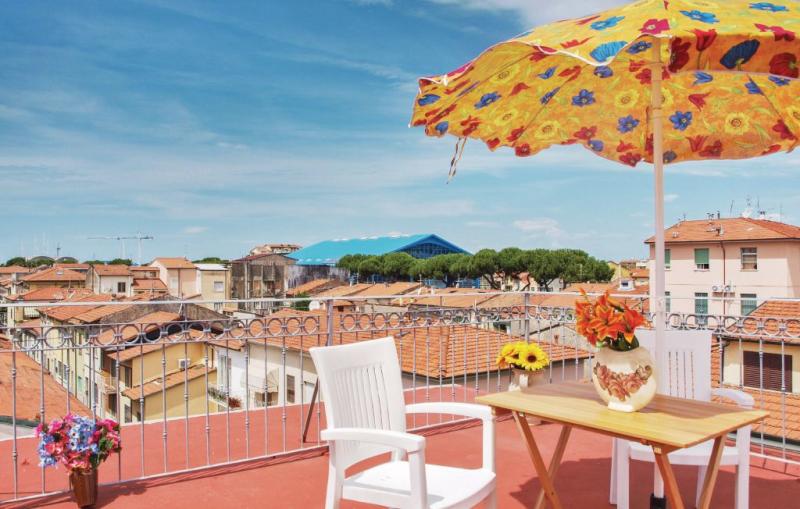 La terrazza sul mare 1176492,Apartamento en Viareggio Lu, en Toscana, Italia para 4 personas...
