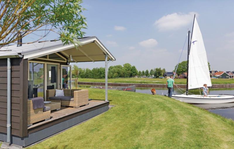 Waterpark terkaplehs 6 pers 1176850,Недвижимость  на 6 человек в Terkaple, Friesland, в Голландии...