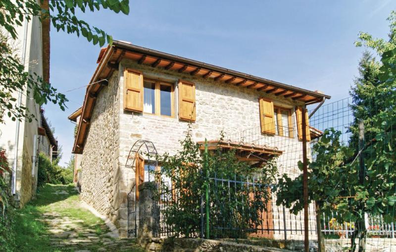 1176953,Casa en Castel San Niccolo Ar, en Toscana, Italia  con piscina comunitaria para 4 personas...