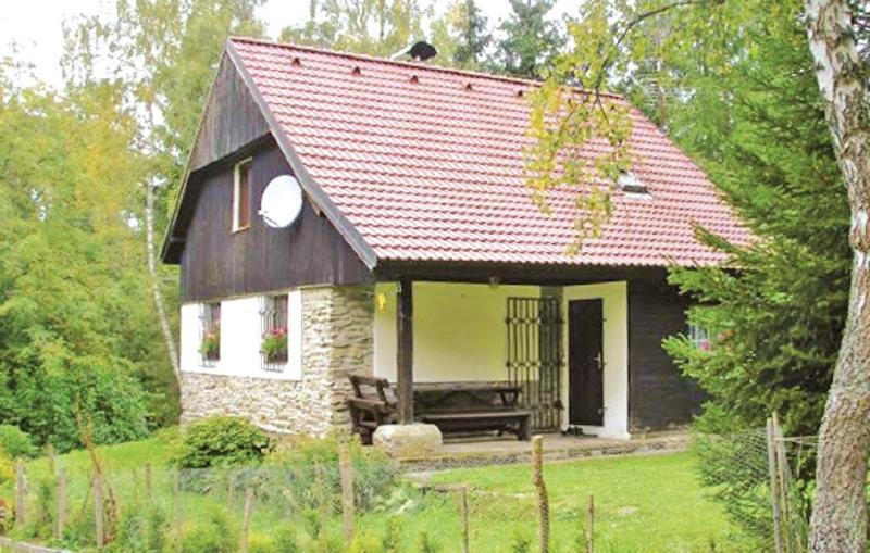 1177103,Casa  con piscina comunitaria en Cachrov, Jihoceský kraj, Chequia para 6 personas...