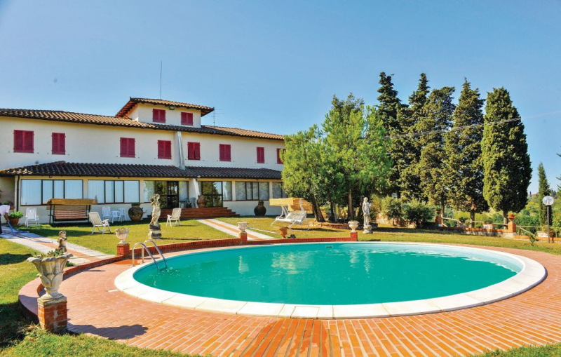 Vin santo 1177222,Apartamento  con piscina privada en Montaione Fi, en Toscana, Italia para 5 personas...