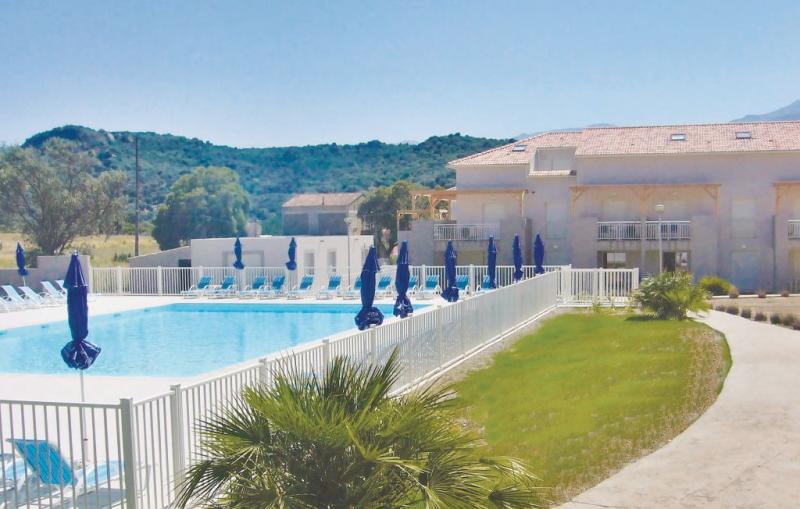 1177883,Apartamento en Oletta, Corsica, Francia  con piscina privada para 6 personas...
