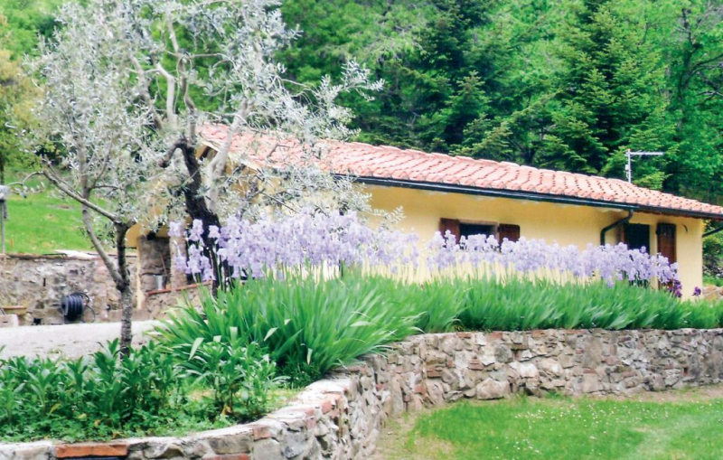 Campo ai noci 1178145,Casa en Montieri Gr, en Toscana, Italia para 4 personas...