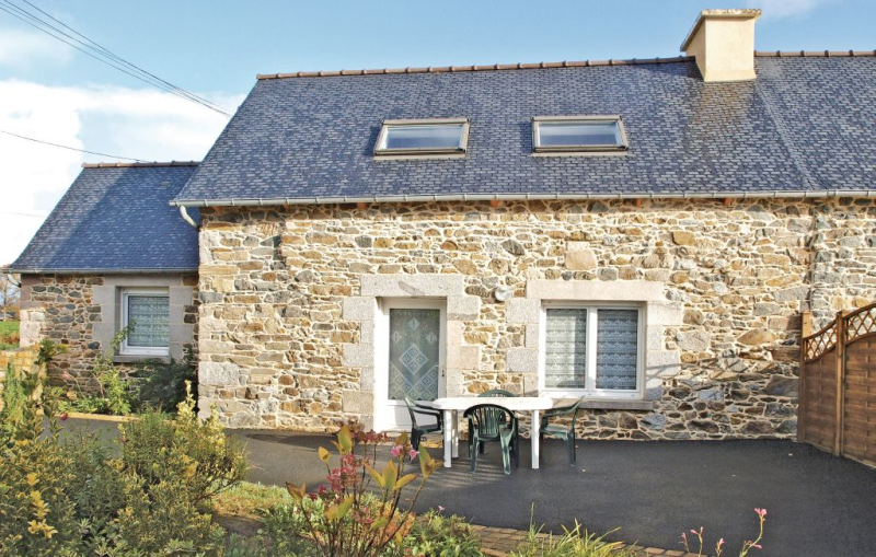 1178341, Holiday house  with communal pool in Saint Clet, Brittany, France for 4 persons...