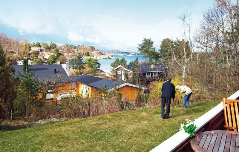 1178638,Casa en Sandefjord, Oslo and surroundings, Noruega para 5 personas...