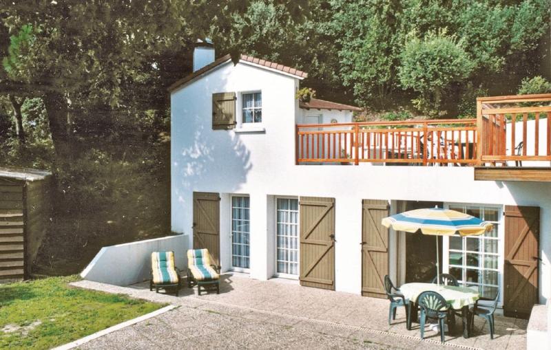 La sauvageonne 1179948,Vivienda de vacaciones en Tharon Plage, Loire, Francia para 6 personas...