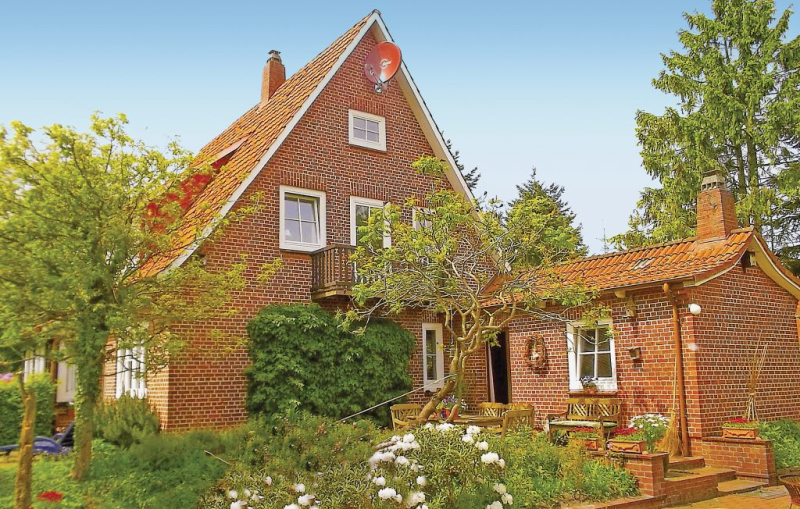 1184109,Casa en Cadenberge, Lower Saxony, Alemania para 8 personas...