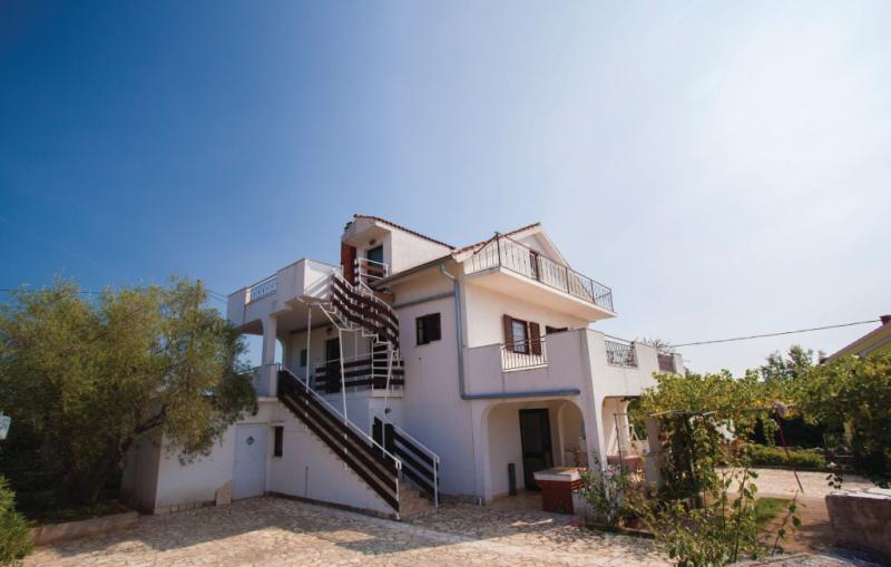 1184191,Apartamento en Zgaljici, Dalmatia Islands, Croacia para 3 personas...