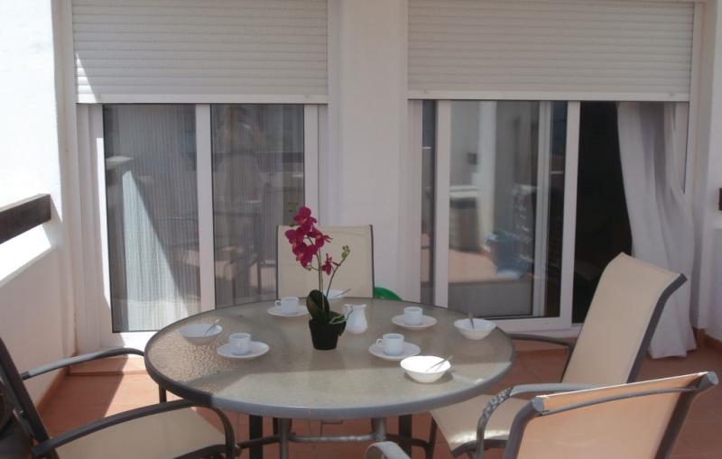 1184218,Apartamento  con piscina privada en Roldán, Murcia, España para 4 personas...