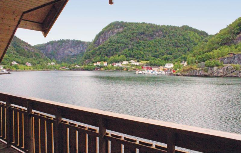 1184327,Apartamento en Leirvik I Sogn, Sogn-Fjordane, Noruega para 7 personas...