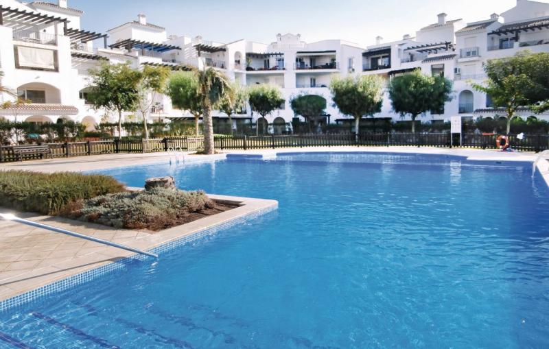 1184860,Apartamento en Roldán, Murcia, España  con piscina privada para 6 personas...