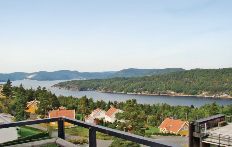 1184883,Apartamento en Stabbestad, Southern Norway, Noruega  con piscina privada para 4 personas...