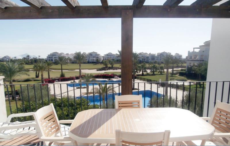 1185156,Apartamento  con piscina privada en Roldán, Murcia, España para 4 personas...