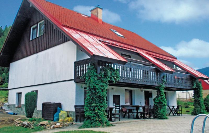 1185912,Apartamento en Rokytnice N-jizerou, Královéhradecký kraj, Chequia  con piscina privada para 5 personas...