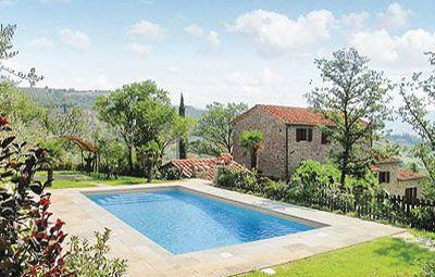 Villa ferranti 1186037,Apartamento  con piscina privada en Cortona, en Toscana, Italia para 5 personas...