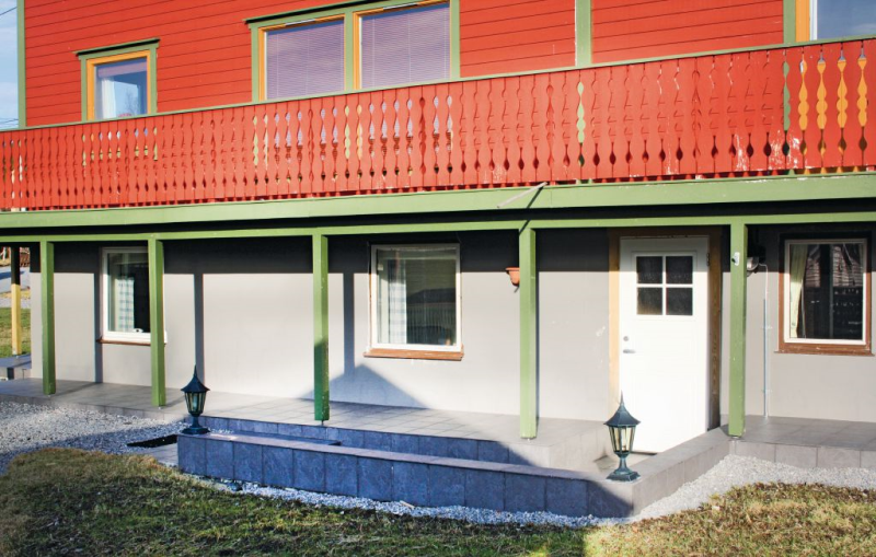 Fiskebua 1186264,Apartamento en Vestnes, Møre-Romsdal, Noruega para 5 personas...