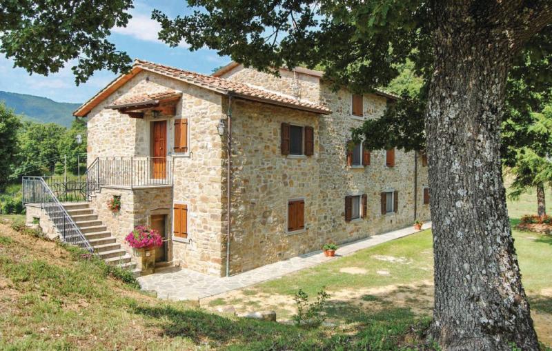 Vocabolo toppello 1186299,Apartamento en Cortona, en Toscana, Italia para 4 personas...