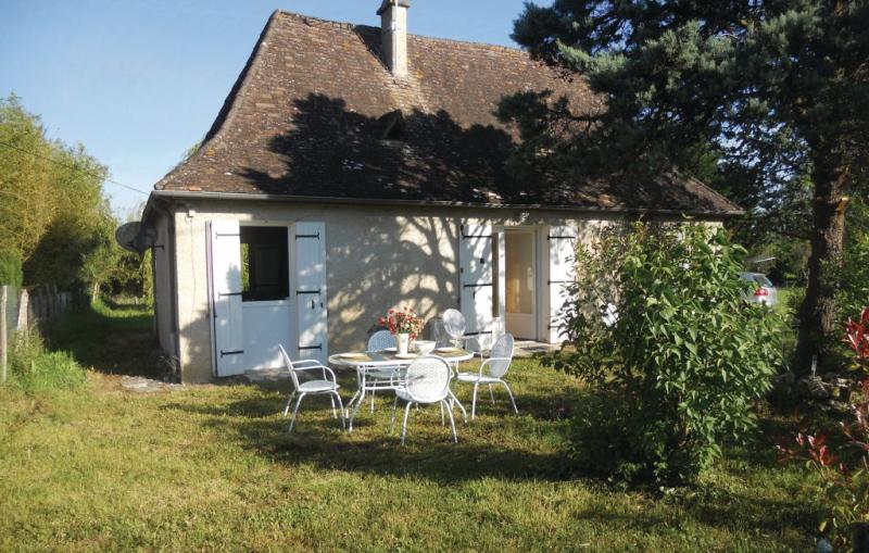 1186335,Vivienda de vacaciones en La Douze, Dordogne, Francia  con piscina privada para 4 personas...