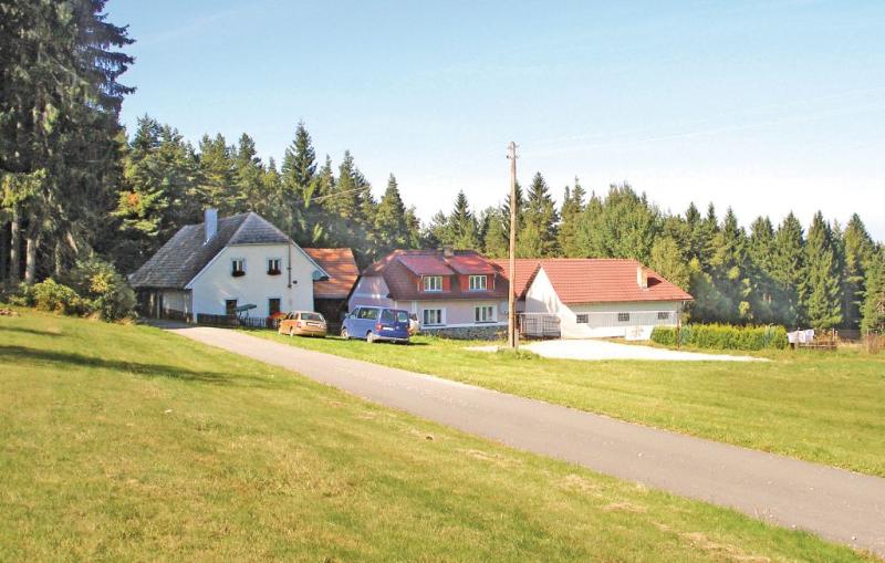 1186396,Maison  avec piscine communale à Nebahovy, Jihoceský kraj, République Tchèque pour 4 personnes...