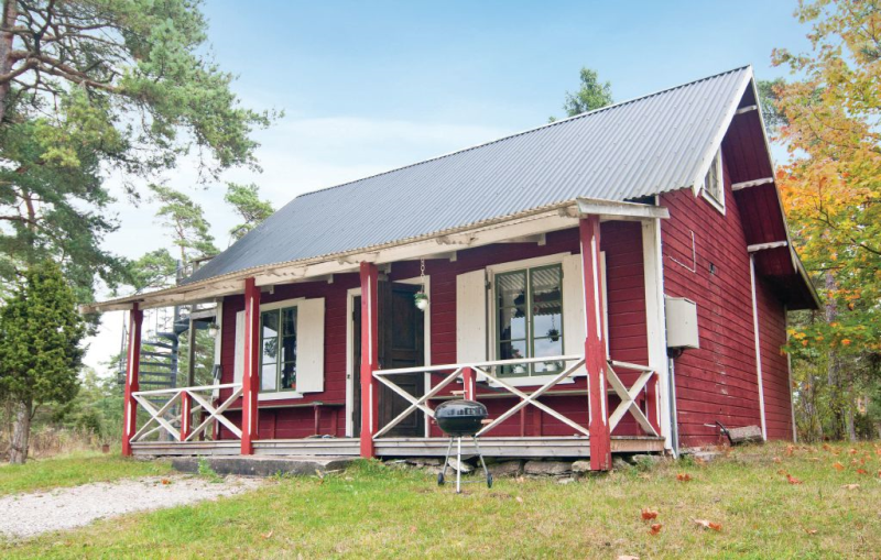 1186420,Casa en Visby, Gotland, Suecia para 8 personas...