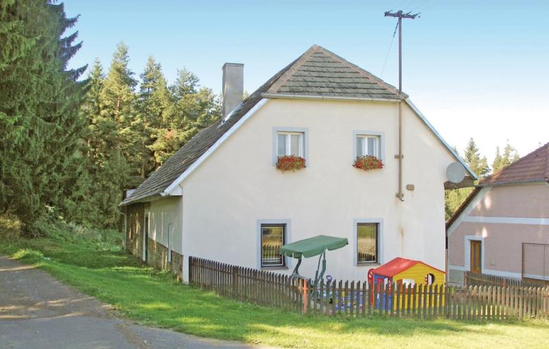 1186599,Casa en Nebahovy, Jihoceský kraj, Chequia  con piscina comunitaria para 5 personas...